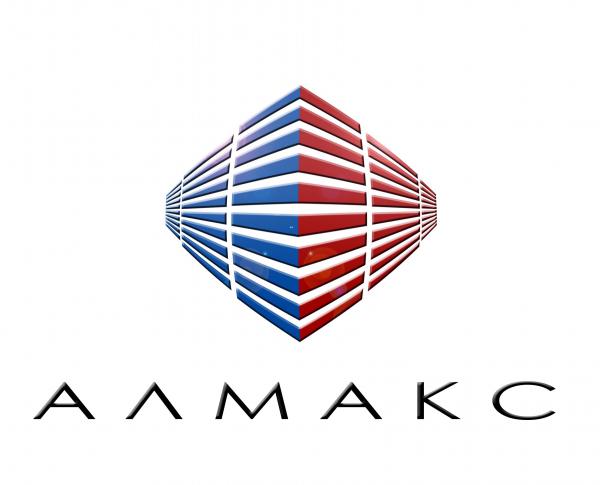 Логотип компании АЛМАКС