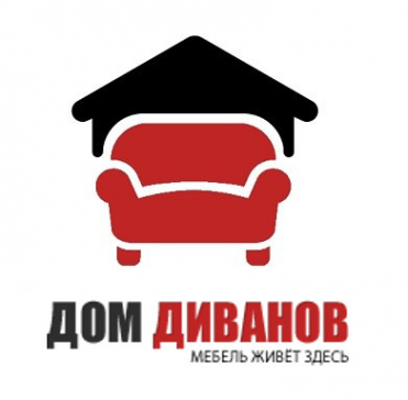 Логотип компании Дом диванов