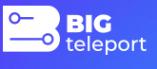 Логотип компании Быстрая курьерская доставка - BigTeleport