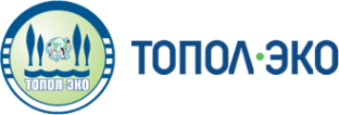 Логотип компании ТОПОЛ-ЭКО УРАЛ