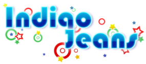 Логотип компании Индиго Джинс