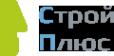 Логотип компании Строй Плюс