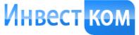 Логотип компании Инвестком
