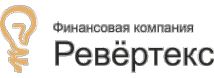 Логотип компании Ревертекс
