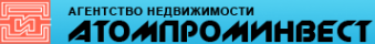 Логотип компании Атомпроминвест