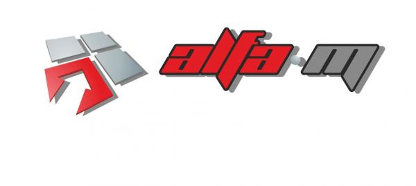 Логотип компании Офисная мебель АЛЬФА-М