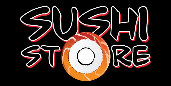 Логотип компании Sushi Store