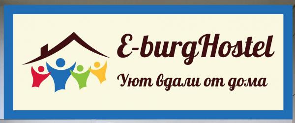 Логотип компании E-burgHostel