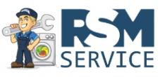 Логотип компании Service RSM