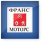 Логотип компании ФРАНСМОТОРС+