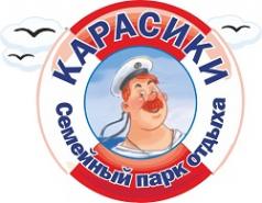 Логотип компании Карасики