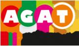 Логотип компании Агат-Кейтеринг