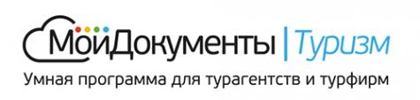 Логотип компании МоиДокументы-Туризм