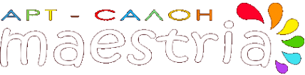 Логотип компании Maestria
