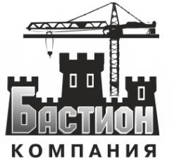 Логотип компании Бастион