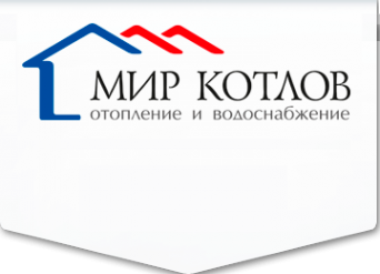 Логотип компании Мир Котлов