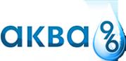 Логотип компании АКВА96