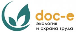Логотип компании Doc-e