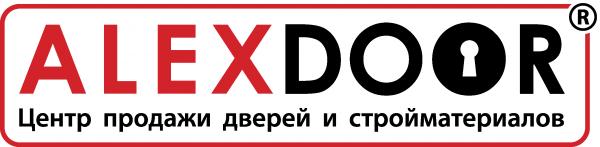 Логотип компании ALEXDOOR