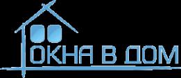 Логотип компании Окна в Дом