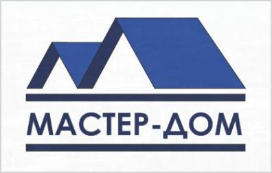 Логотип компании Мастер-Дом