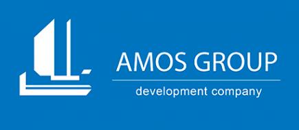 Логотип компании АМОС-Групп