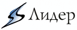 Логотип компании Лидер АО