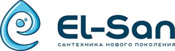 Логотип компании El-San
