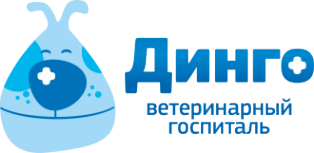Логотип компании Динго