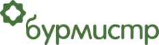 Логотип компании Бурмистр